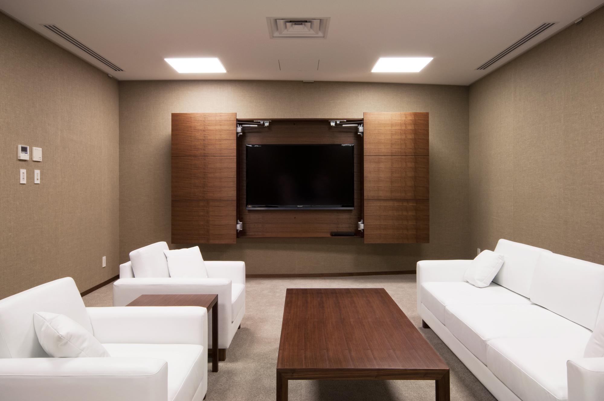 壁面 テレビキャビネット
